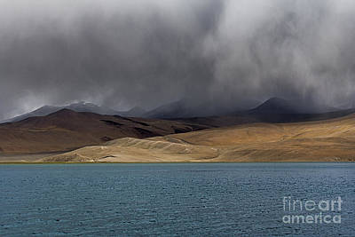 Photograph - Cloudy Afternoon by Hitendra SINKAR