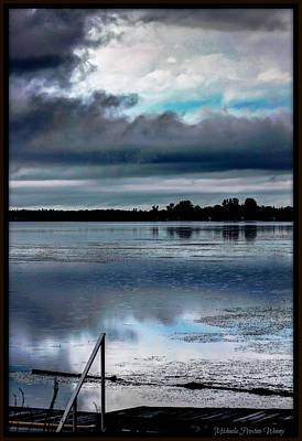 Photograph - Cloudy by Michaela Preston