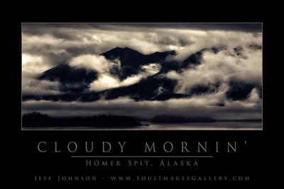 Jeff Johnson Photograph - Cloudy Mornin' by Jeff Johnson