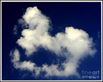 Photograph - Cloudy Sky Art by James C Thomas