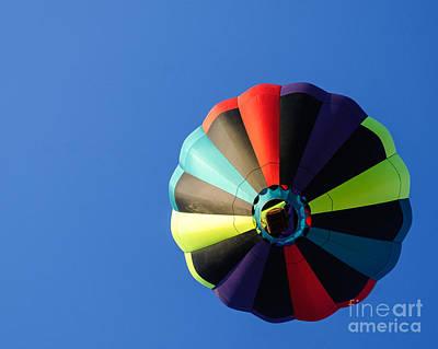 Photograph - Clovis Hot Air Balloon Fest 10 by Terry Garvin