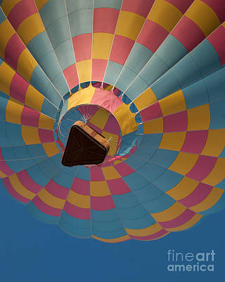 Photograph - Clovis Hot Air Balloon Fest 6 by Terry Garvin