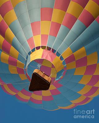 Photograph - Clovis Hot Air Balloon Fest 7 by Terry Garvin