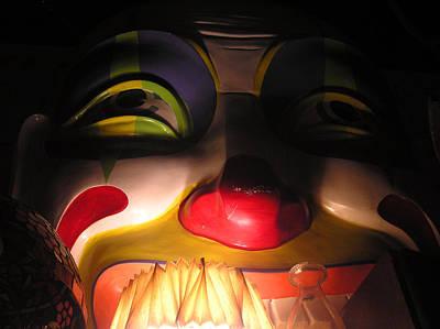 Photograph - Clown In The Antique Shop by Adam Johnson