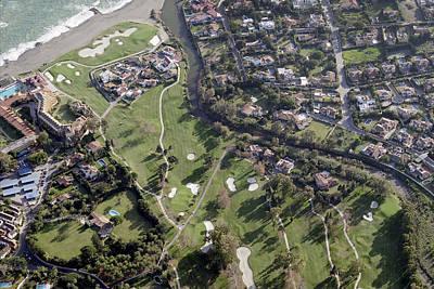 Al Andalus Photograph - Club De Golf Guadalmina by Blom ASA