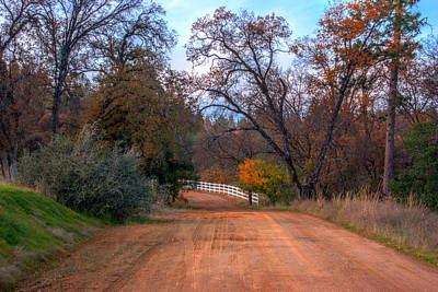 Photograph - Clydesdale Road Too by William Havle