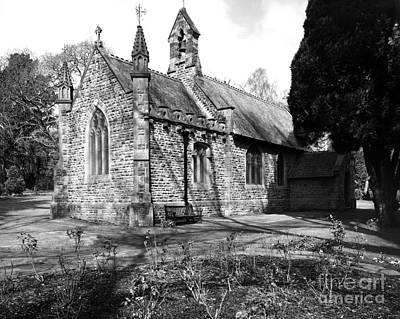 Photograph - Clyne Chapel In Wales by Paul Cowan