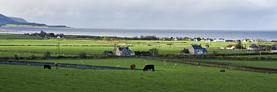 Photograph - Clyneview Panorama Scotland by Sally Ross