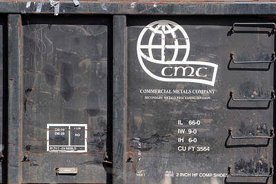 Photograph - Cmc Steel Gondola by Joseph C Hinson Photography