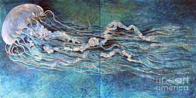 Cnidaria 2 Original by Rebecca Myers