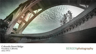 Photograph - Co Street Bridge by Kevin Bergen