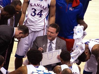 Photograph - Coach Self by Keith Stokes