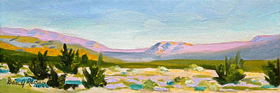 Painting - Coachella Valley by Dan Redmon