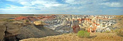 Photograph - Coal Mine Mesa 20 by Jeff Brunton