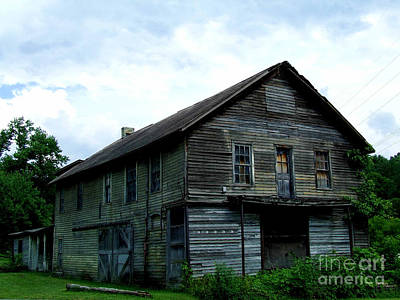Photograph - Coal Town General Store by Scott B Bennett