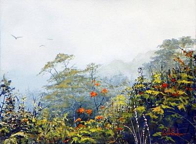 Painting - Coast Colors by Bill Hudson