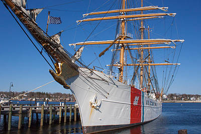 Coast Guard Cutter Eagle Art Print