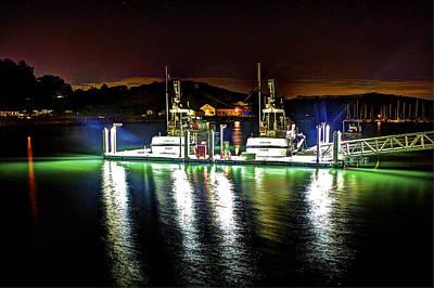 Photograph - Coast Guard Fort Baker 2 by SC Heffner