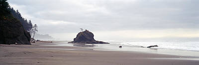 Coast La Push Olympic National Park Wa Art Print by Panoramic Images