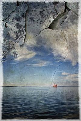 Coast Of Maine Art Print