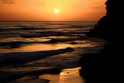 Coast Sunset Original