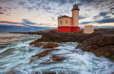 Royalty-Free and Rights-Managed Images - Coastal Awakening by Darren White