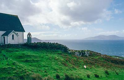 Anchor Down - Coastal Church by David Lange