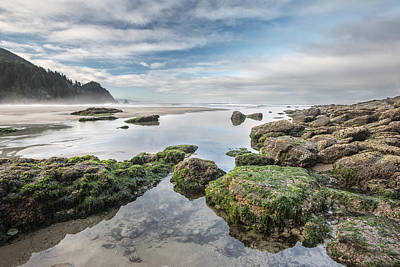 Coastal Colors Art Print by Jon Glaser