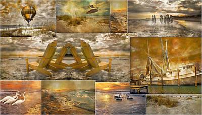 Trawler Photograph - Coastal Connections by Betsy C Knapp