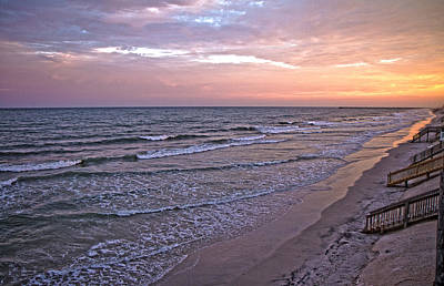 Coastline Photograph - Coastal Dream  by Betsy Knapp