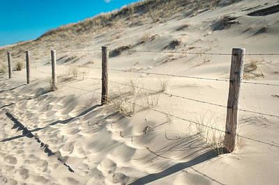 Photograph - Coastal Dunes In Holland 3 by Jenny Rainbow