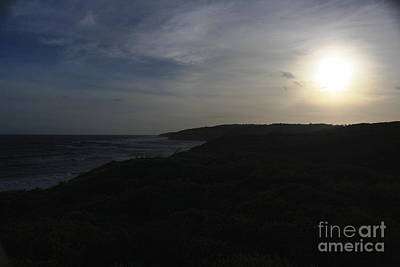 Photograph - Coastal Evening Sun by Amanda Holmes Tzafrir