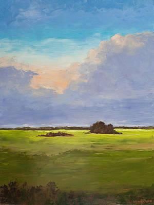 Painting - Coastal Magic by Glenda Cason
