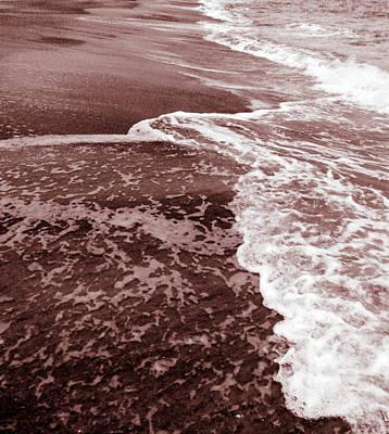 Photograph - Coastal Motion by Christy Usilton