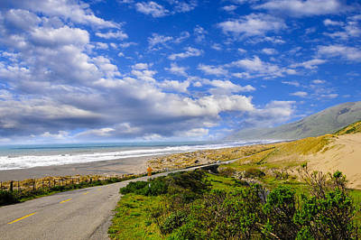 Photograph - Coastal Road by Don and Bonnie Fink