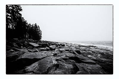 Photograph - Coastal Scene 12 by Jeremy Herman