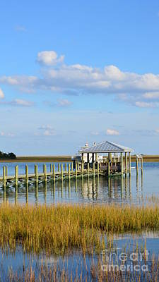 Photograph - Coastal Scene 16x9 Ratio by Bob Sample