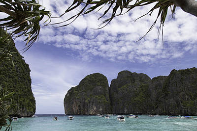 Photograph - Coastal Thailand Koh Phi Phi 01 by Sentio Photography