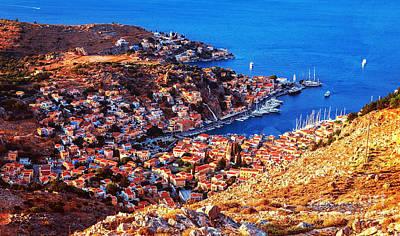 Photograph - Coastal Town by Anna Om