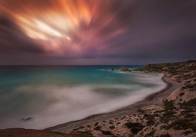 D700 Photograph - Coastline by Tomasz Huczek