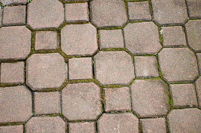 Photograph - Cobble Stone by Tikvah's Hope