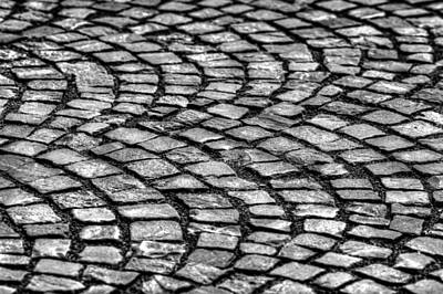 Photograph - Cobblestone by John Magyar Photography
