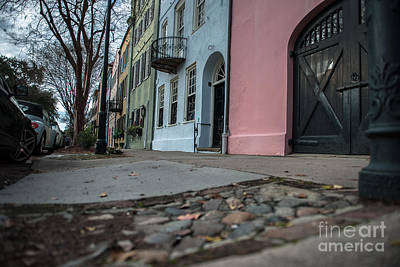 Photograph - Cobblestone Stroll by Dale Powell