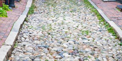 Photograph - Cobblestones by Natalie Rotman Cote