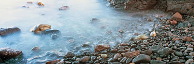 Cobblestones On The Beach, Las Rocas Art Print by Panoramic Images