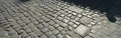 Cobblestones, Plaza De La Catedral Art Print by Panoramic Images