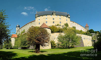 Photograph - Coburg Fortress 2 by Rudi Prott