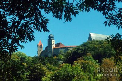 Photograph - Coburg Fortress 4 by Rudi Prott