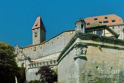 Photograph - Coburg Fortress 6 by Rudi Prott
