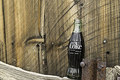 Art Print featuring the photograph Coca-cola Bottle Return For Refund 9 by James Sage